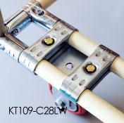 jual caster support metal murah berkualitas jakarta pipe and joint system distributor